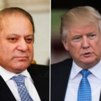 Trump and Nawaz Sharif