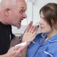 Violence on Medical Staff