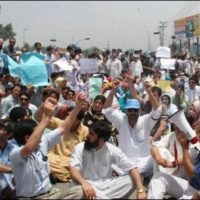 Young Doctors Protest