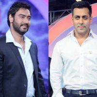 Ajay Devgan vs Salman Khan