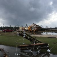 America Tornadoes Hurricanes