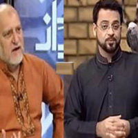 Amir Liaquat and Orya Maqbool