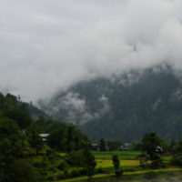 Azad Kashmir Rainy Weather
