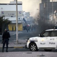 Bahrain Jail Attack