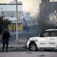 Bahrain Jail Attack