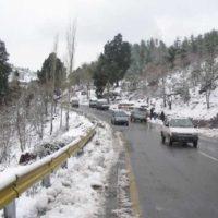 Balochistan Snow