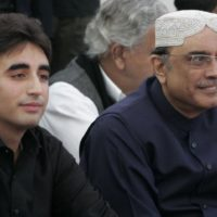 Bilawal and Zardari