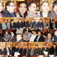 Chaudhry Saeed Dinner