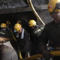 China Coal Mining Accident