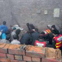 Gujranwala House Roof Fall