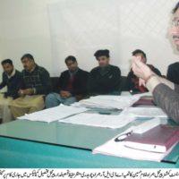 Hafiz Mohammad Najeeb Meeting