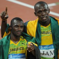 Jamaican Relay Team