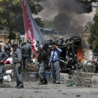 Kabul and Kandahar Blast
