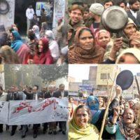 Kamalia Protest
