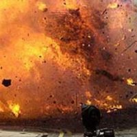 Lahore Cylinder Explosion