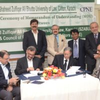 MOU Signing CPNE Between SZABUL