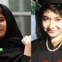 Malala and Aafia Siddiqui