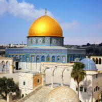 Mosque Aqsa