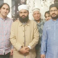 Mufti Usman Afzal Qadri Reached France