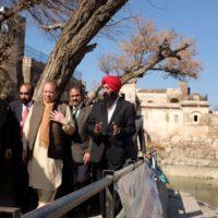 Nawaz Sharif Visit to Katas
