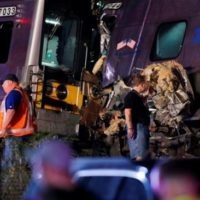New York Train Accident