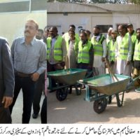 North Nazimabad Zone Cleaning