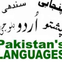 Pakistani Languages