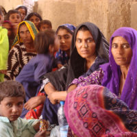 Pakistani Poor Women
