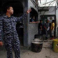 Philippine Jail Attack