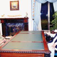 Qamar Javed Bajwa and Nawaz Sharif
