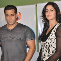 Salman Khan with Katrina