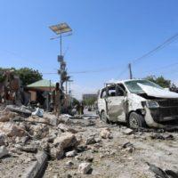 Somalia Bomb Blast