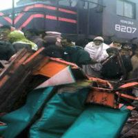 Train Accident In Lodhran