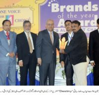 Waqar Naeem Receive Brands of the Years Award
