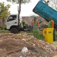 Waste Management Company Workers