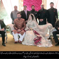 Wedding Ceremony of Haji Qaiser Daughter