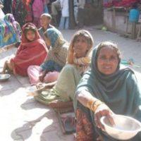Women Begging