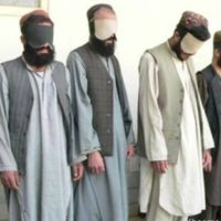 Afghan Residents Arrested