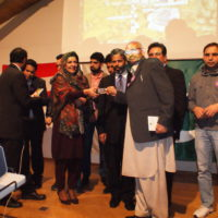 Aleema Khan-Fundraising Ceremony