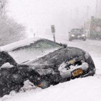 America Snow Storm