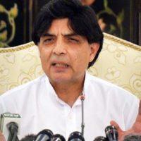 Chaudhry Nisar Ali Khan
