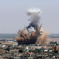Gaza Air Attack