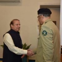 General Zubair and Nawaz Sharif