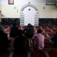 Greece Mosque