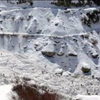Heavy Snowfall in Chitral