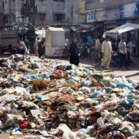 Karachi Garbage