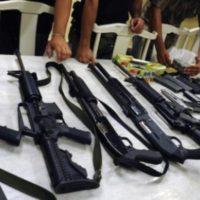 Karachi Weapons Arrest