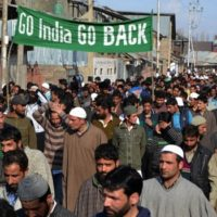 Kashmir Protest For Freedom