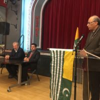 Kashmir Solidarity Day Observed in France