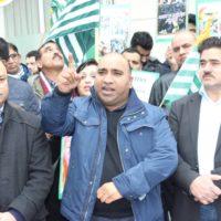 Kashmir Solidarity Day Paris